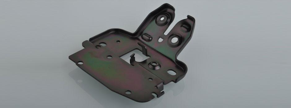 Custom Metal Stamping Deep Drawn Metal Enclosures Motor