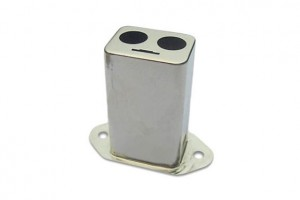 Rectangular Deep Drawn Enclosed metal stamping